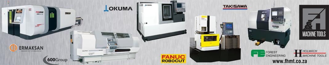 F&H Machine Tools