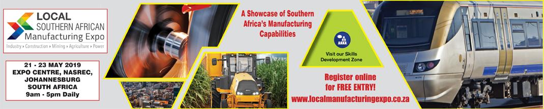 Local SA Manufacturing Expo